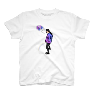 ドット DAMN T-shirts