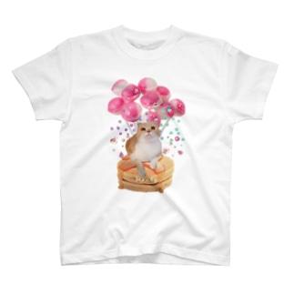 飴ちゃんいっぱいハニ T-shirts