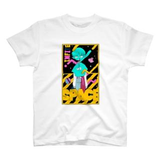 space(カラフル) T-Shirt