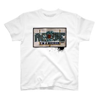 I'M A KICKER T-shirts