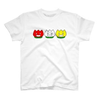 ニコチューリップ T-shirts