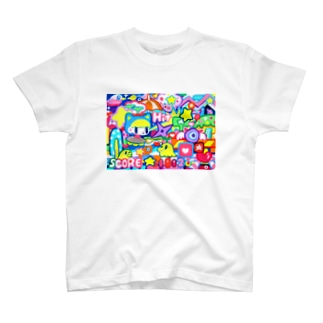 ピコピコHit T-shirts