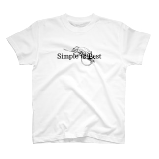 simple is best T-shirts