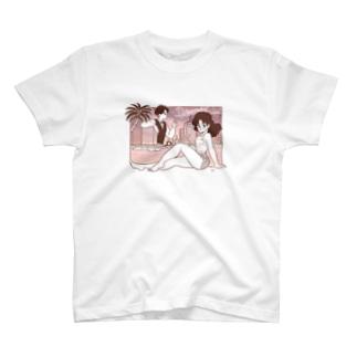 サンレモの星屑バーDreamer T-shirts