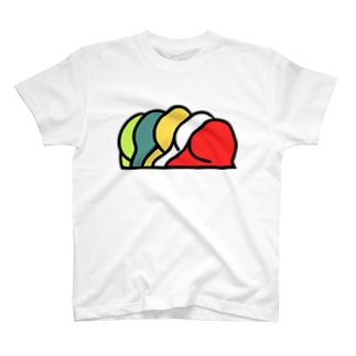 party parrot T-shirts