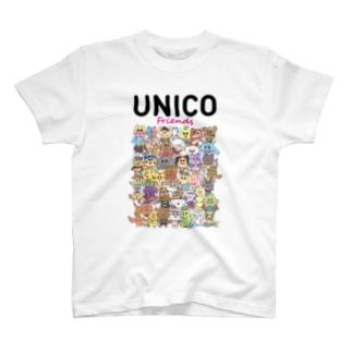 ゆにこフレンズ T-shirts