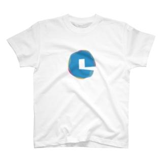 超水道シンロゴ T-shirts
