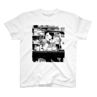 dong_hangのDISCOnnection T-shirts