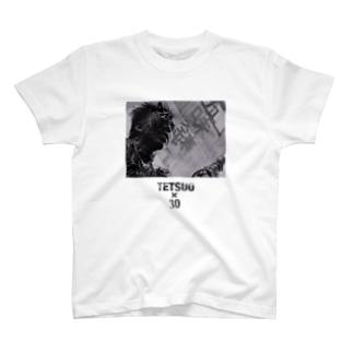 鉄男30Tシャツc T-shirts