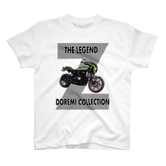 Doremi 900RS Black & Green T-shirts
