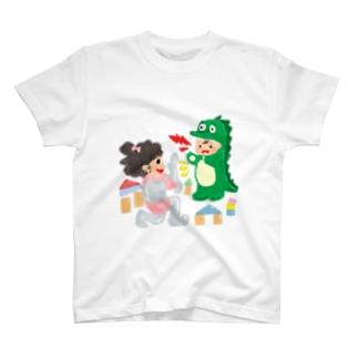 れいごんvsウルトラさとみん T-shirts