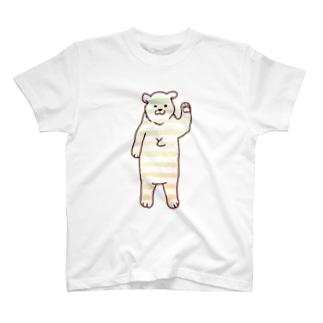 としまくまグッズ T-shirts