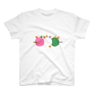 ダンゴウオず T-shirts