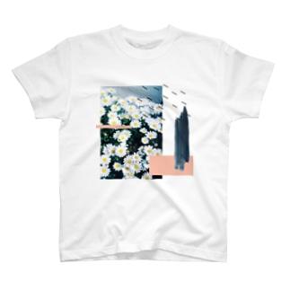 ノースポール という 花 T-shirts