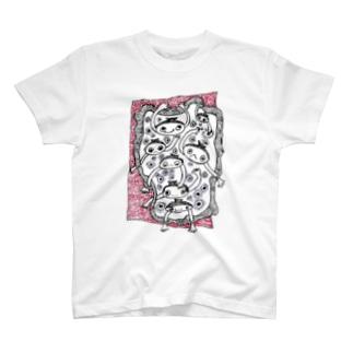 7つ子ちゃん T-shirts