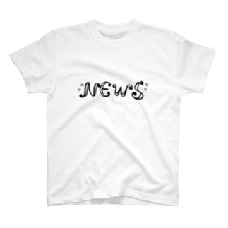 NEWS T-shirts