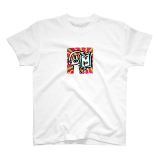 令和発表うさぽん T-shirts