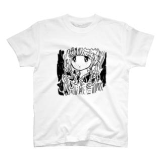 夜 T-shirts