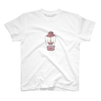 照らしている先。 T-shirts