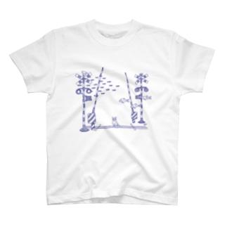 海猫 T-shirts