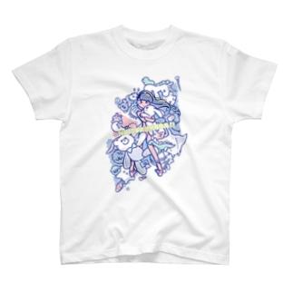 megtanyのNUIGURUMaaa!! T-shirts