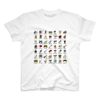 打楽器大集合 T-shirts