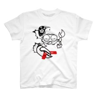 VIISITTELU蠍 T-shirts