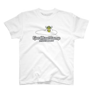 溶け〜ピヨルド T-shirts