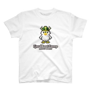 ピクセルピヨルドWholeBodyFBC T-shirts