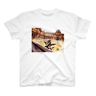 パリの風景 T-shirts