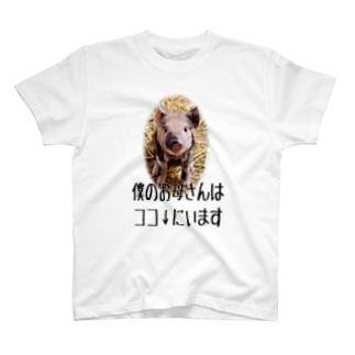 ろんりぃこぶた T-shirts