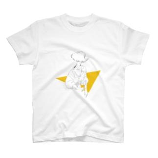 Yellow. T-shirts