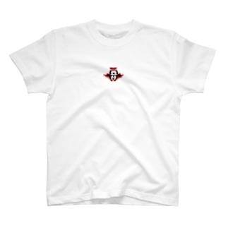 双子の堕天使ちゃん T-shirts