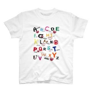 笑い声 T-shirts