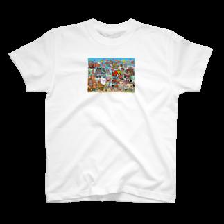 326(なかむらみつる)のサンプル T-shirts