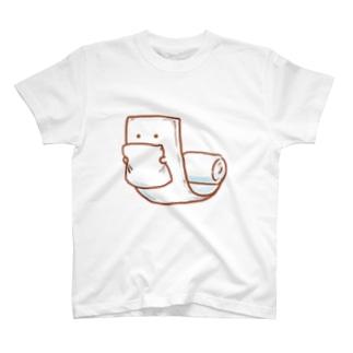おふとんもめん T-shirts