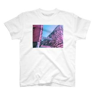 ホンコンマンション② T-shirts