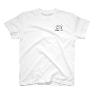 ふーかーるーぱー T-shirts