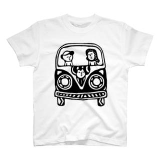 GT [bk02] T-shirts