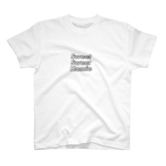 motion logo T-shirts