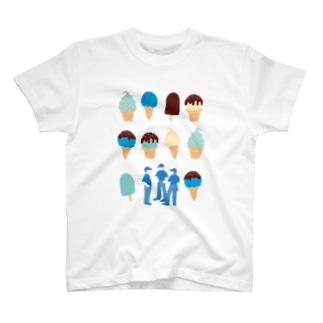 コールドゲーム T-shirts