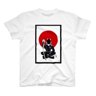 狗 T-shirts