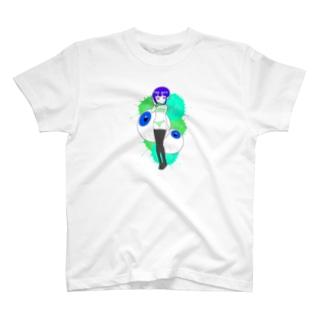 目玉ちゃん T-shirts