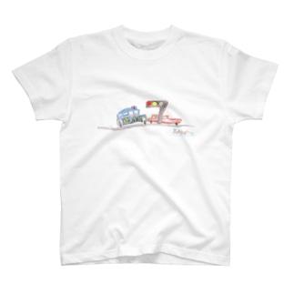 ポリス T-shirts