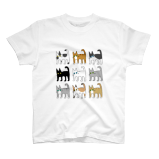 ナニカシラのcatcatcat's T-shirts