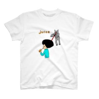 JUICE(ジュース)2 T-shirts