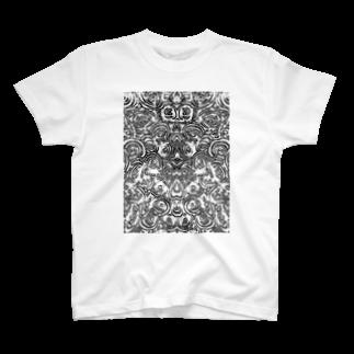 Re:Morayのぐるぐる T-shirts