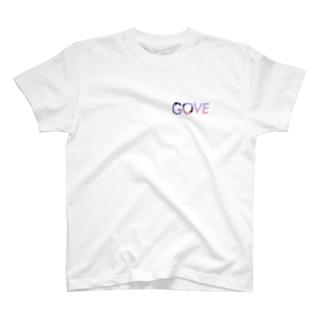 Sunset & Rose logo (left) T-shirts