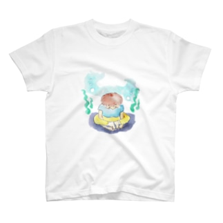 ヨガさん そのに T-shirts