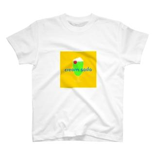 cream soda T-shirts